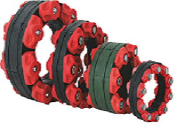 Modular 5 Bar Ring Seals