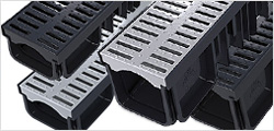 XDrain A15 Plastic Grating