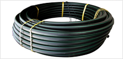 Green Stripe Rainwater Harvesting Pipe