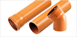82mm Drainage Pipe & Fittings