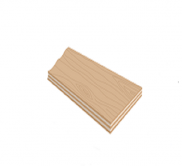 Plywood Cover Board 2.44mts x 146mm x 12mm wide Pack of 10