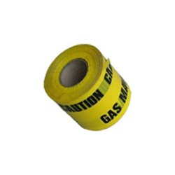 Gas Warning Tape x 365m