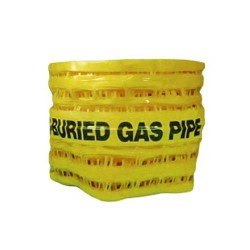 Gas - Detectable Warning Mesh 200mm x 100m