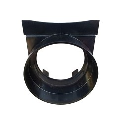 Storm Drain Channel Inline Outlet 110mm