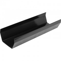 114mm Square Gutter x 4m