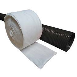 Geotextile Filter Sock 80mm x 25m