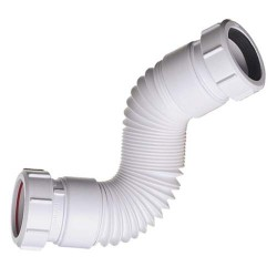 32mm Compression Flexible Waste Pipe