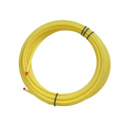 Gas Pipe 25mm x 50m Coil