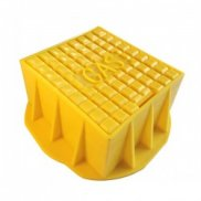 Yellow Gas Surface Box 185mm x 190mm x 75mm