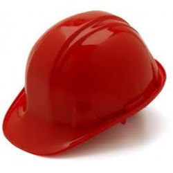 Hard Hat - Red