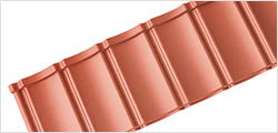 Budget Roof Tiles Red